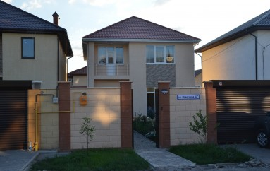 Строительство частного дома в Червоном Хуторе