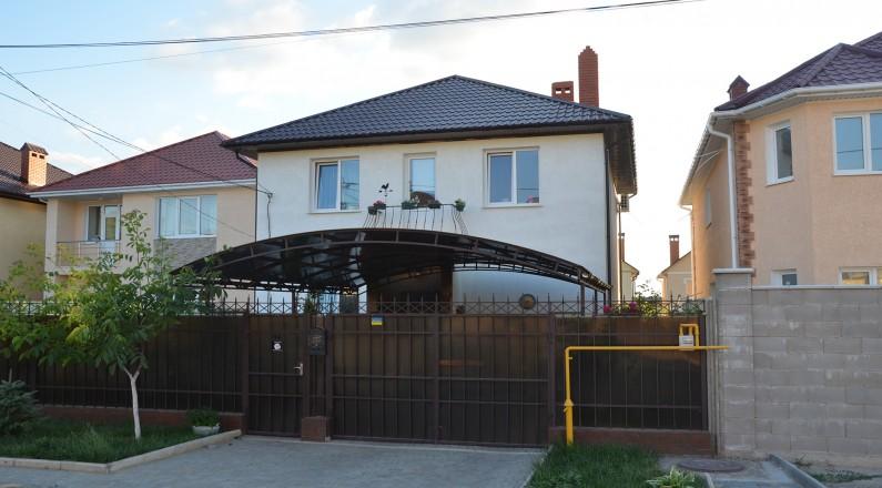 Строительство индивидуального дома в Червоном Хуторе