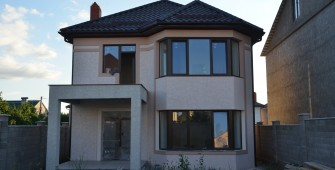 Строительство дома в Червоном Хуторе