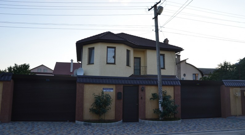 Строительство коттеджа в Царском селе-2
