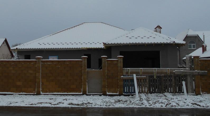 Строительство частного дома в Авангарде